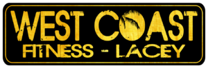 JRK West Coast Fitness Lacey Logo
